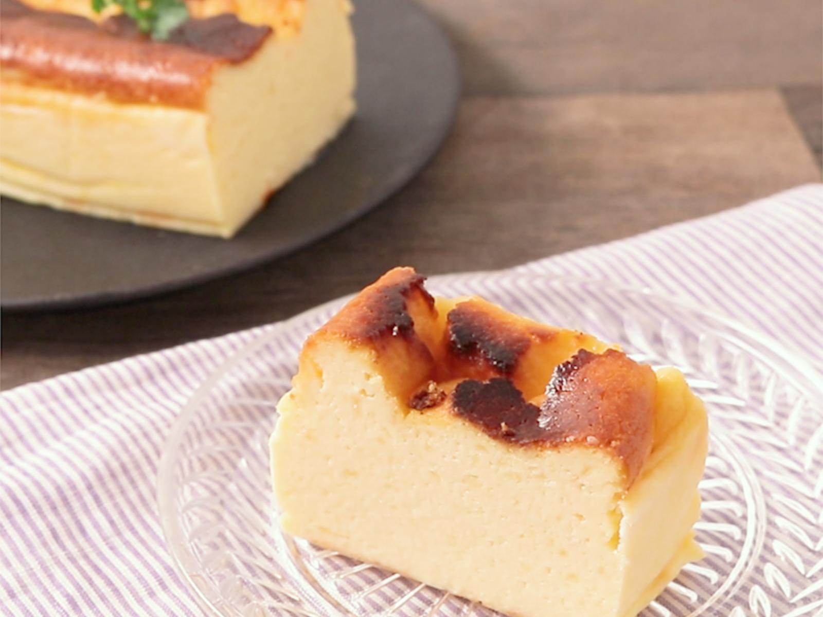 ケーキ の 作り方 チーズ