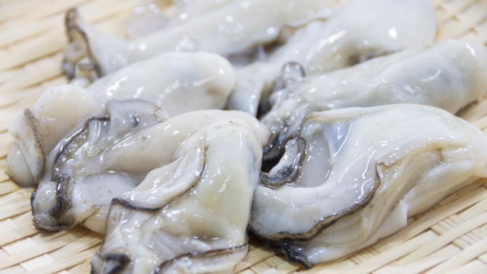 付き 牡蠣 保存 殻