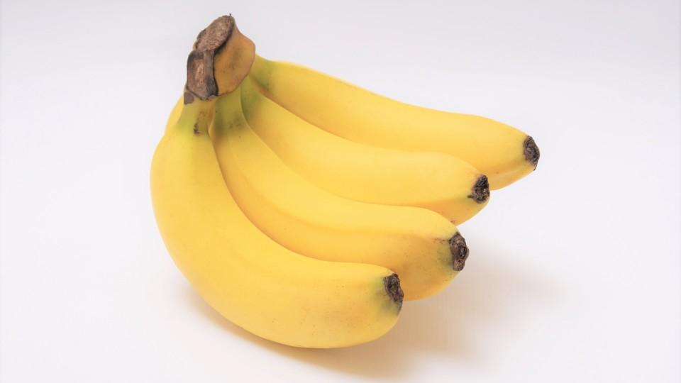 熟 した バナナ
