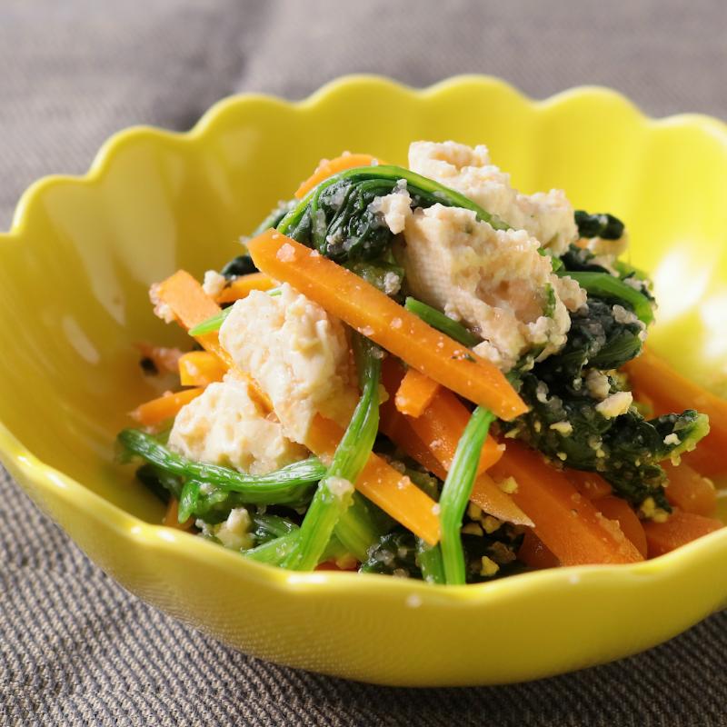 コスパも味も抜群!お弁当にも大活躍【和え物】レシピ15選 | クラシル