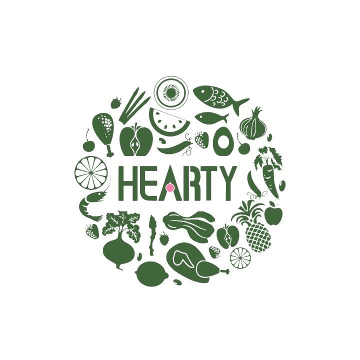 Logo heartynagayama