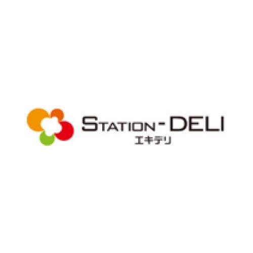 Logo station deli