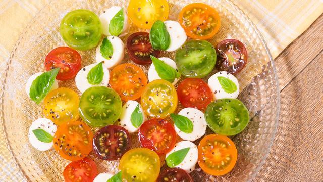甘酸っぱくておいしい!トマトを使った料理特集