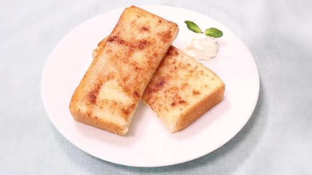 忙しい朝も、ちょっと贅沢な朝にも!トースト特集