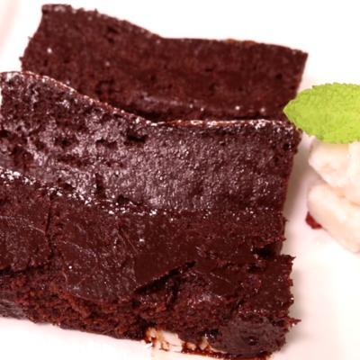 本格的!チョコレートテリーヌ