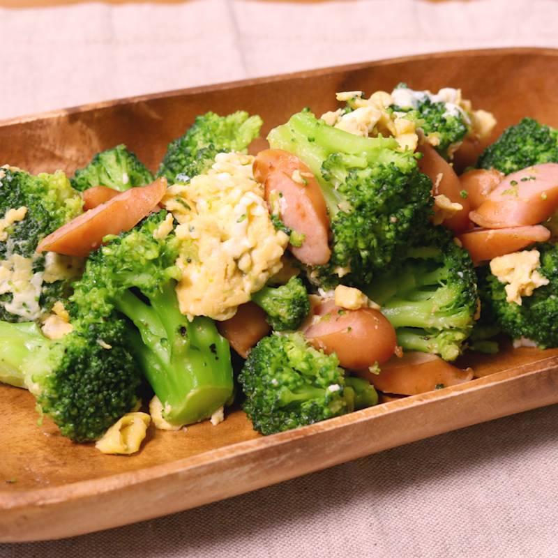 冷凍 ブロッコリー レシピ コストコの冷凍ブロッコリーが便利すぎ!美味しい食べ方やアレンジレ...