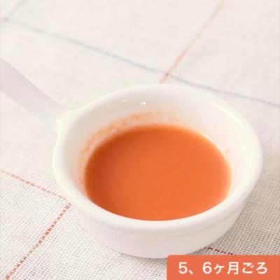 ゆでて作る トマトのペースト