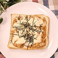 和風ツナのチーズトースト