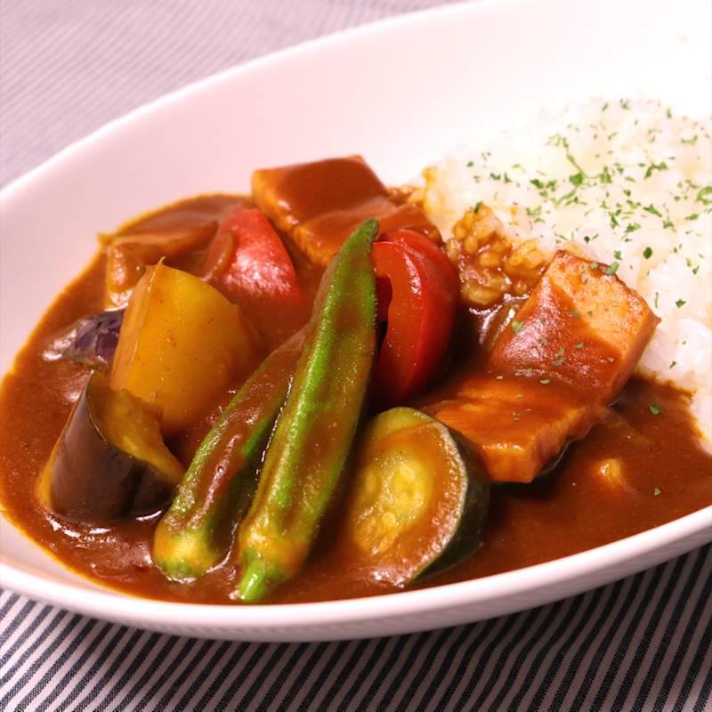 夏 野菜 カレー レシピ 人気