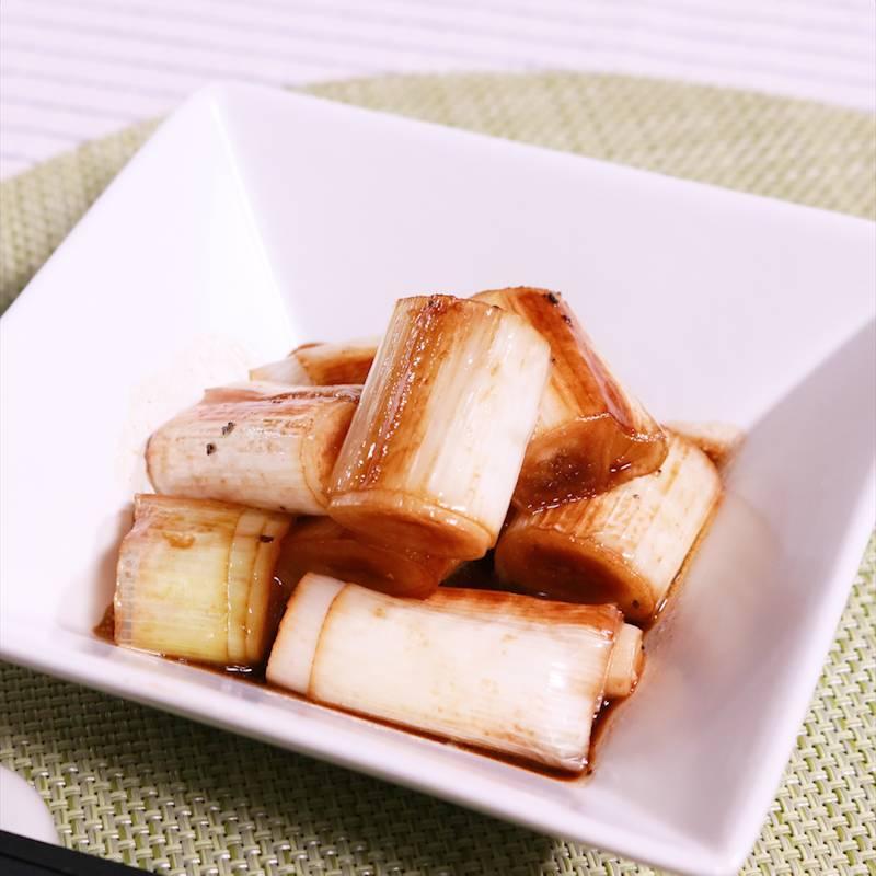 シンプルが1番!焼きねぎサッパリマリネ レシピ・作り方