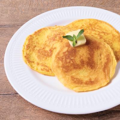 低糖質 おからと大豆粉で作るパンケーキ