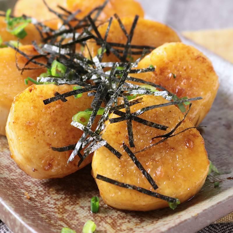 おつまみ 山芋 レシピ