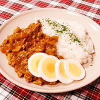 おもしろ食感!レンコンと豚ひき肉で和風キーマカレー