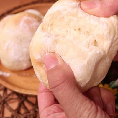 自宅で簡単!ふんわりミルクパン