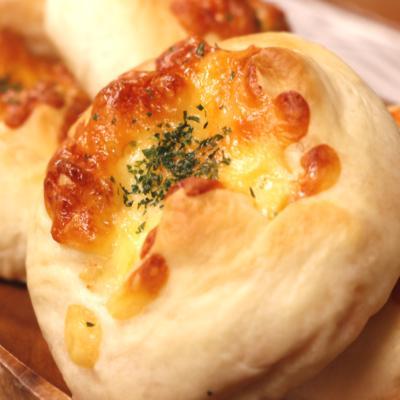 家でお店の味!明太ポテトチーズパン