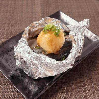 柚子ポン酢でいただく 鯖のホイル焼き