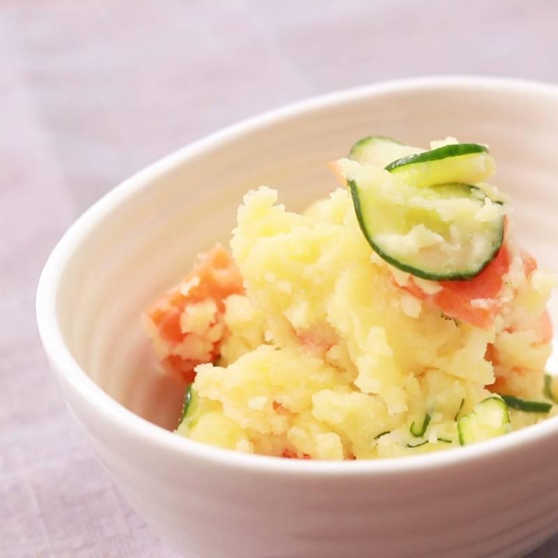 サラダ 簡単 ポテト