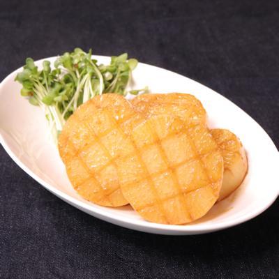 白いご飯が欲しくなる!大根のポン酢生姜ステーキ