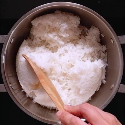 湯取り方で作る タイ米のおいしい炊き方
