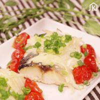 簡単で美味しい!塩鯖の味噌マヨ焼き