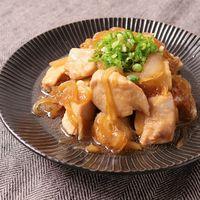 鶏肉と里芋のさっと煮