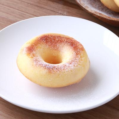 イチゴチョコ練乳ドーナツ
