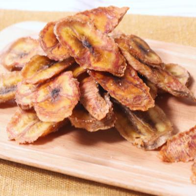 オーブンで簡単 バナナチップス