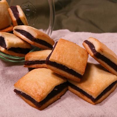 和洋折衷 あんこサンドクッキー