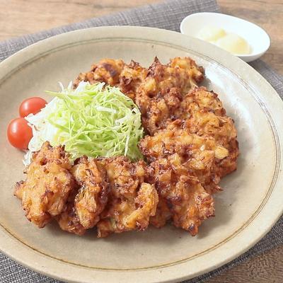 青森郷土料理 イカメンチ
