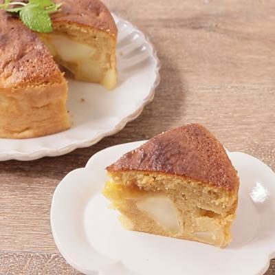 りんごの焼き菓子 シャルロートカ
