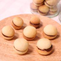 イタリアのお菓子!バーチ・ディ・ダーマ