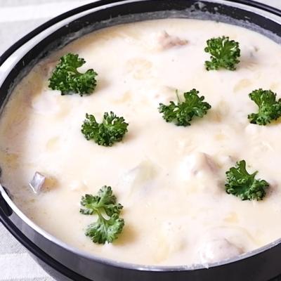 シュクメルリ風鍋