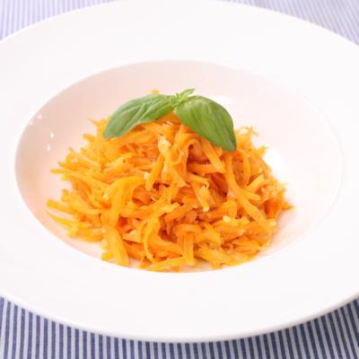 イタリア風味!チーズにんじんしりしり