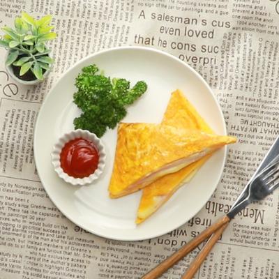 朝食にぴったり サンドイッチたまご