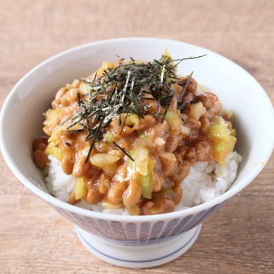簡単 ネギトロ納豆丼