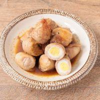 うずらの卵のコロコロ肉巻き