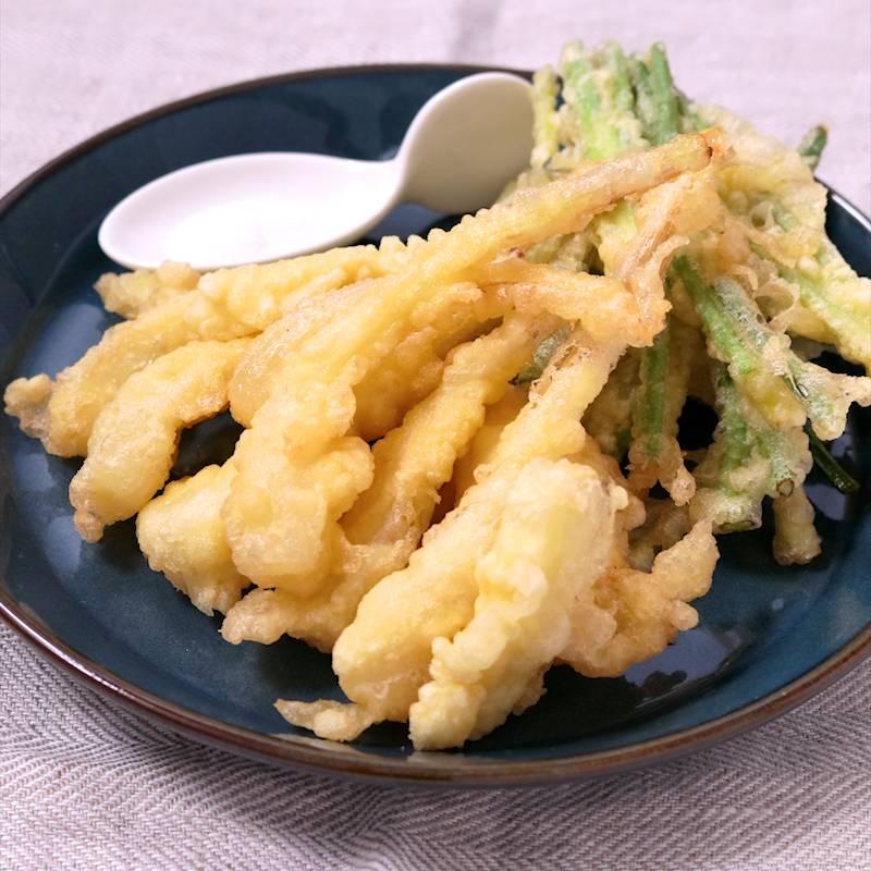 天ぷらレシピ