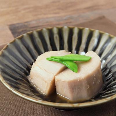 タケノコ芋のうま煮