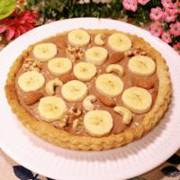 冷凍パイシートで簡単バナナチョコパイ