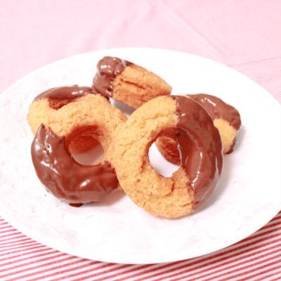 自宅で手作り さっくさくドーナッツ