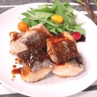 ご飯のお供に!秋鮭の味噌ダレ