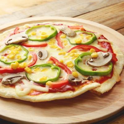 発酵なし クリスピーピザ