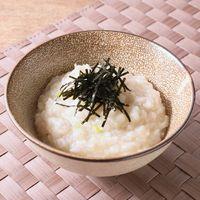 レンコンでとろーり 優しい生姜風味の雑炊