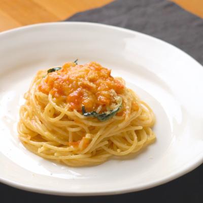【シェフのレシピ帖・平雅一】フレッシュトマトで作るトマトソースパスタ