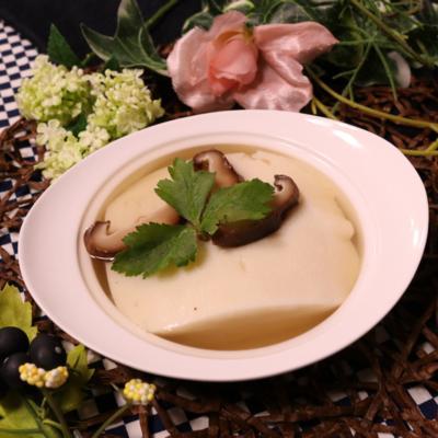 口当たりとろとろ!高野豆腐のスープ
