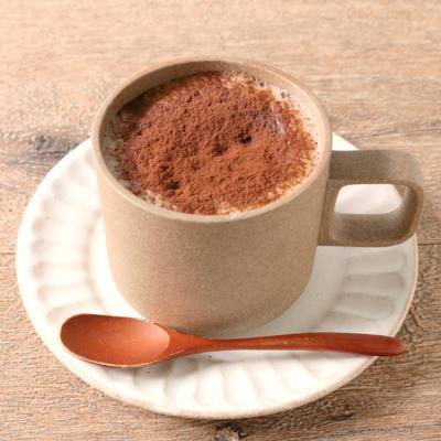 チョコレートエッグノッグ