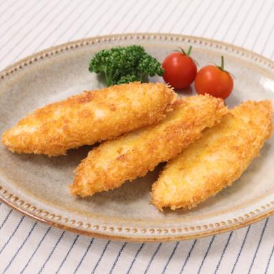 とろーりチーズの笹かまぼこフライ
