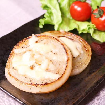 簡単美味しい!玉ねぎステーキ