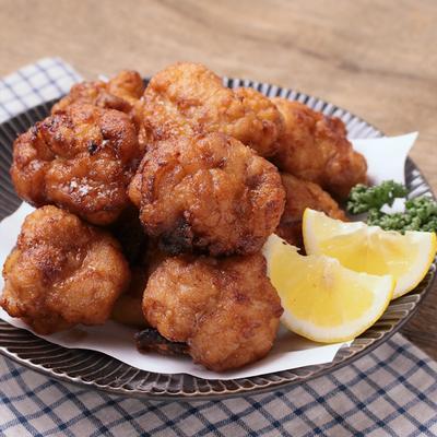 米粉でカリッと 鶏の唐揚げ