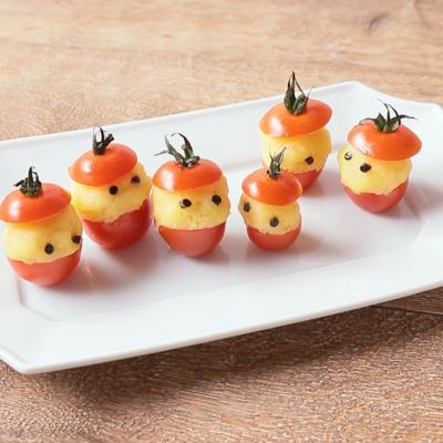 かわいい ポテトマくん